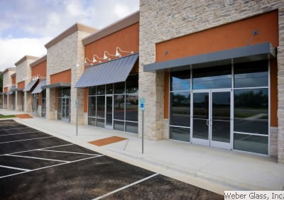 Glass repair central florida glass commercial industrial for Opening a storefront business